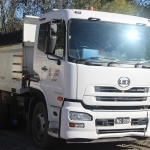 newman quarrying truck hire