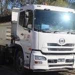 newman quarrying truck hire