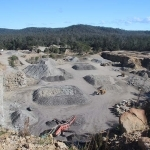 newman quarrying sandstone subdivision