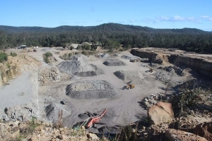 newman quarrying sandstone subdivision